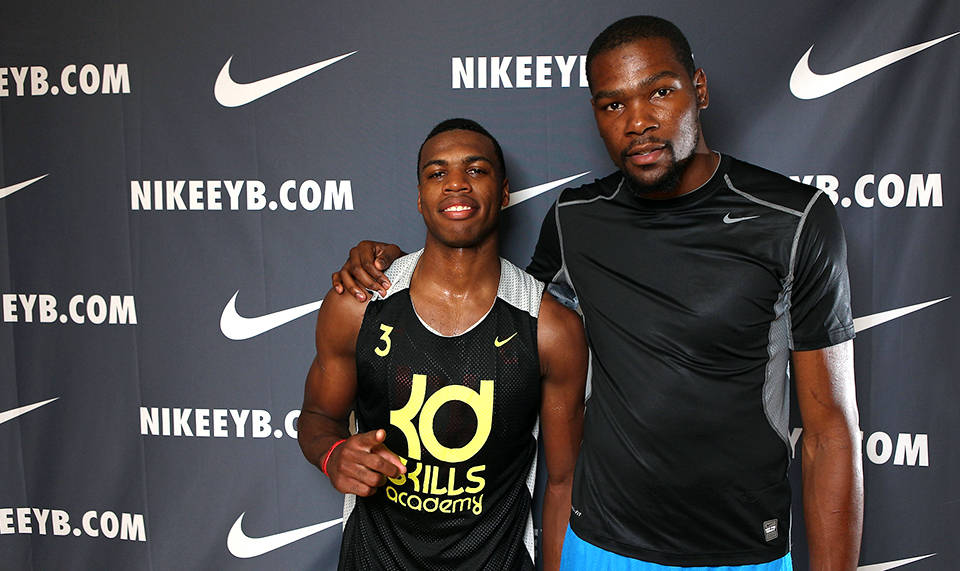 Buddy Hield and Kevin Durant Sooner News