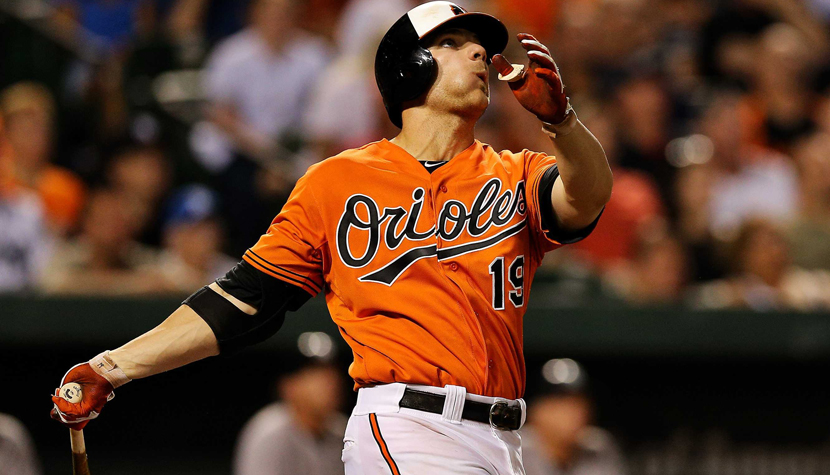 Orioles Chris Davis