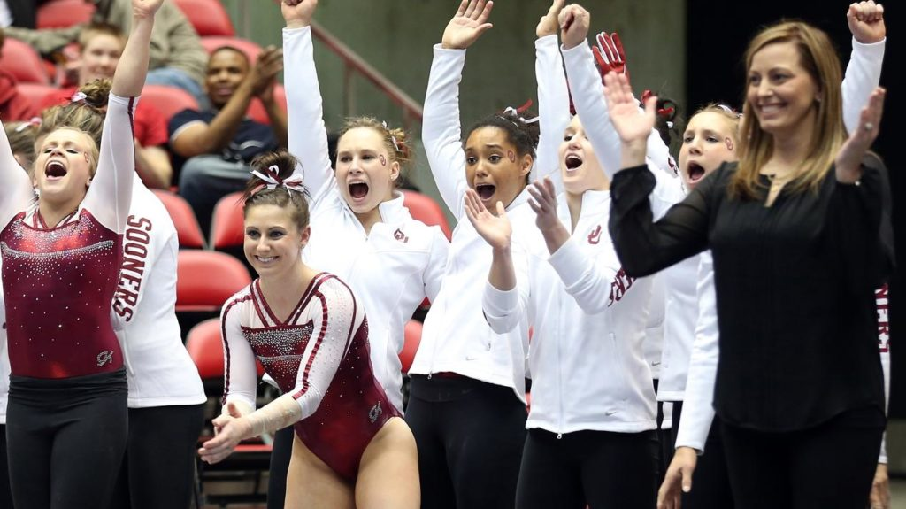 Oklahoma University Womens Gymnastics