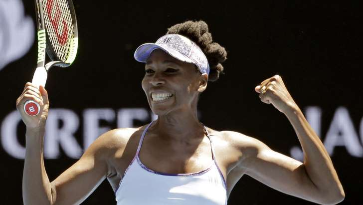 Venus Williams Breaks Record