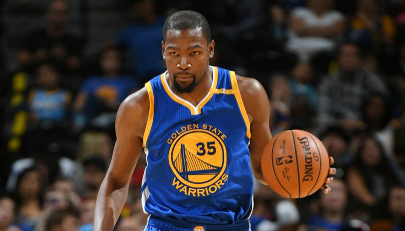 Warriors Kevin Durant Returns to Oklahoma