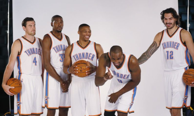 e3067662e26b Oklahoma City Thunder News