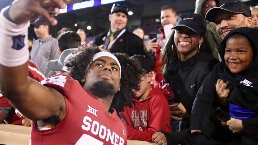 9584a8d5918c Spring Game at night could become annual OU tradition